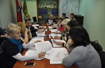 Заседание Совета депутатов района в ноябре