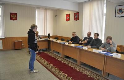 Состоялось очередное заседание призывной комиссии района Бирюлево Западное