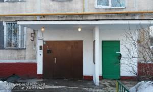 В районе Бирюлево Западное прошел текущий ремонт подъездов