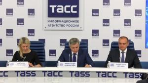 Марина Люльчук, Александр Кибовский и Вячеслав Дунаев