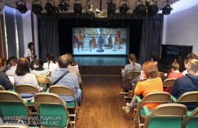 Кинозал в Бирюлеве Западном