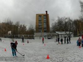 Спортсмены района примут участие в хоккейном турнире