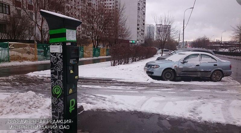Количество мест платной парковки возрастет на4% улиц столицы с26декабря