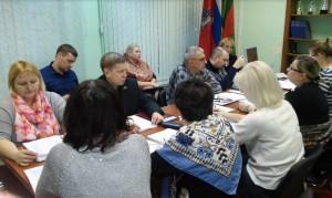 Депутаты согласовали график приема местных жителей на 2017 год