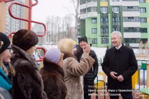 Программа сноса пятиэтажек в Москве близка к завершению, заявил Сергей Собянин