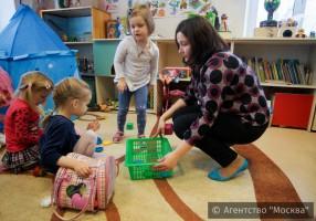 Сразу шесть детских садов в Новой Москве в 2017 году построят за счет инвесторов