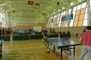 В спортивном зале Сабурово пройдут окружные соревнования по настольному теннису