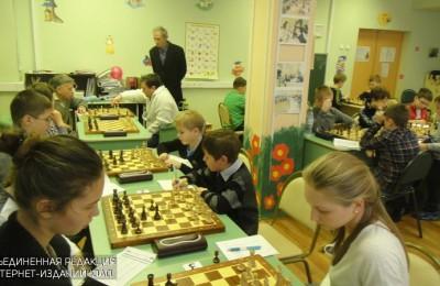 Жители района Бирюлево Западное посетили открытое занятие по игре в шахматы