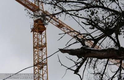 В районе на торги выставили участок в Харьковском проезде под строительство