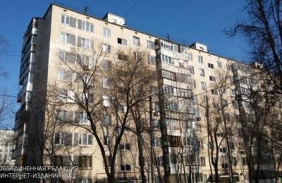 Дом на Булатниковском проезде