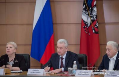 Сергей Собянин огласил итоги ЕГЭ