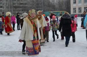 Жители района смогут отметить Масленицу и посетить патронатную акцию