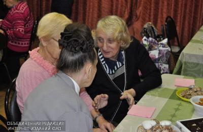 В досуговом центре «НЕО-XXI век» организован клуб по интересам «Девчата»