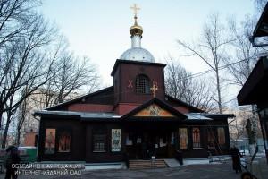 Храм в Бирюлеве Западном