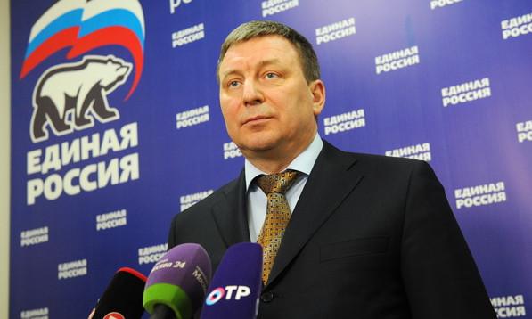В столицеРФ прошло совещание политсовета партии «Единая Россия»