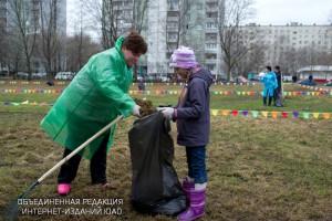 На Медынской, Харьковской и Булатниковской улицах пройдет масштабная уборка