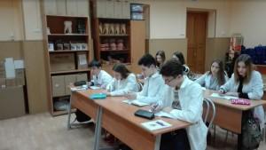 Учащиеся школы №667