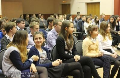 Члены Молодежной палаты налаживают коммуникацию