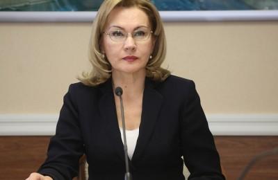 Директор ГБУЗ «Московский городской научно-практический центр борьбы с туберкулёзом», д.м.н. Елена Богородская