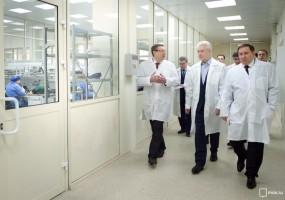 "В Москве появился новый Технологический центр компании ""НоваМедика"""