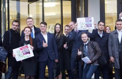 Молодые парламентарии агитируют за создание велосети