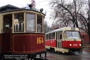 Трамвайная сеть в Москве