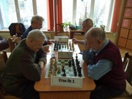 Участники шахматных соревнований