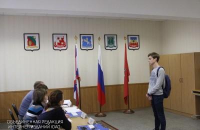 В районе Бирюлево Западное призвали в Вооруженные силы РФ 34 человека