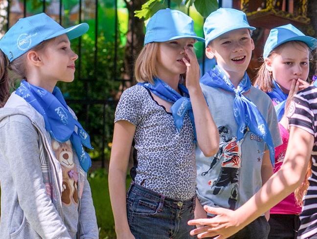 В столице летом стартует программа летнего детского отдыха «КультЛето»