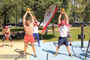 Спортивные тренировки в ЮАО