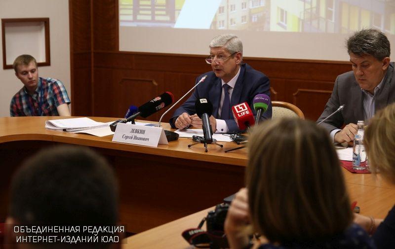 1-ый этап программы реновации проведут засчет городского бюджета— Левкин