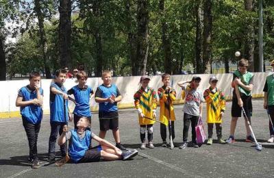 Юные спортсмены Бирюлево Западного