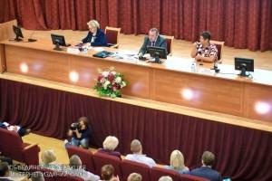 Встреча префекта ЮАО с жителями