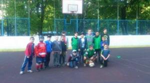 Команда центра досуга «НЕО- XXI Век»