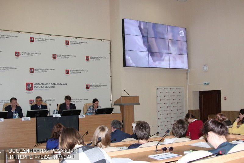 В российской столице высокий уровень профессионального образования