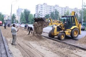 Благоустройство района Бирюлево Западное