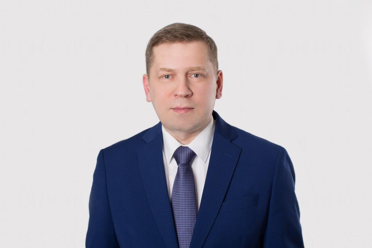 Депутат муниципального округа Бирюлево Западное Андрей Смакотин