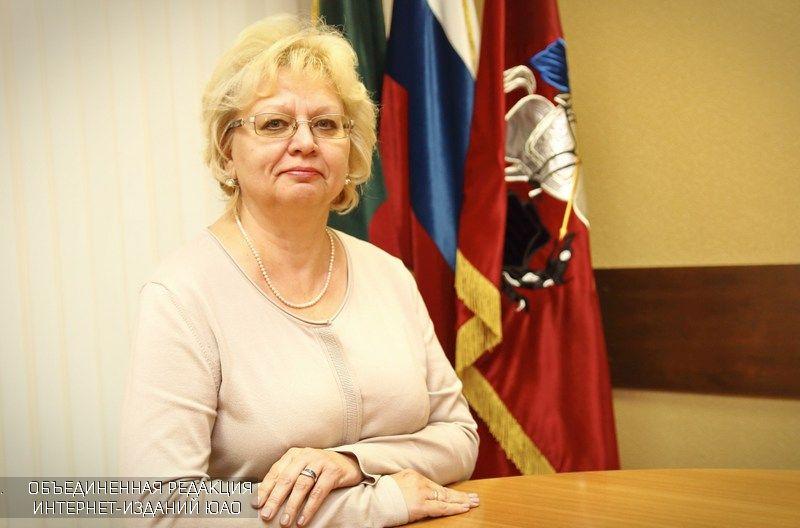 Депутат муниципального округа Юлия Мартанова