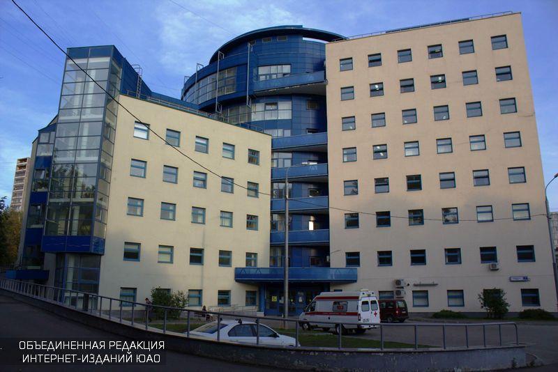 Здание поликлиники №52
