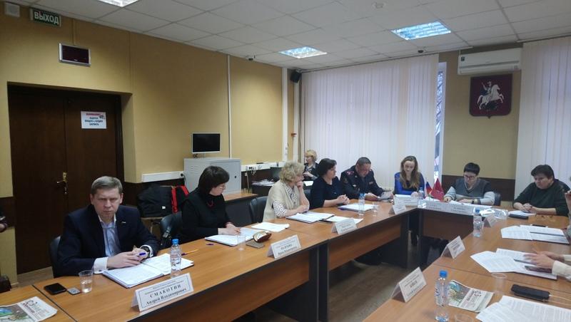 Руководители районных учреждений отчитаются перед депутатами о работе в 2017 году