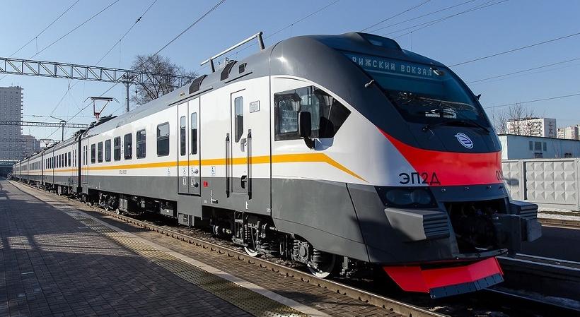 Электропоезда московского региона перешли на летний график работы