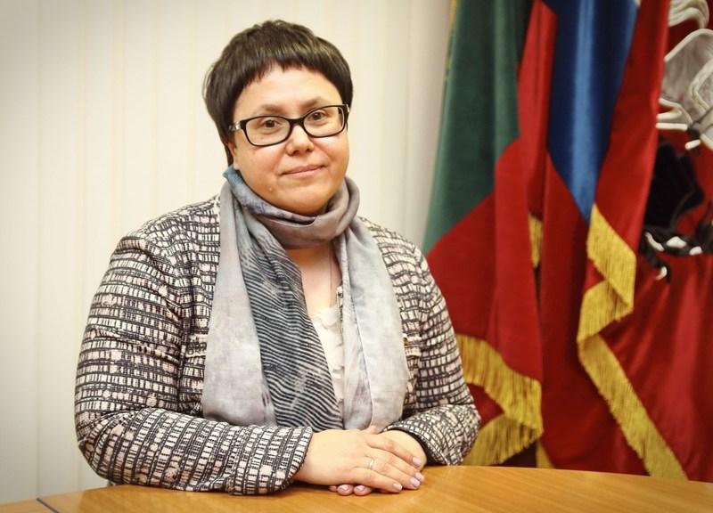Елена Леликова