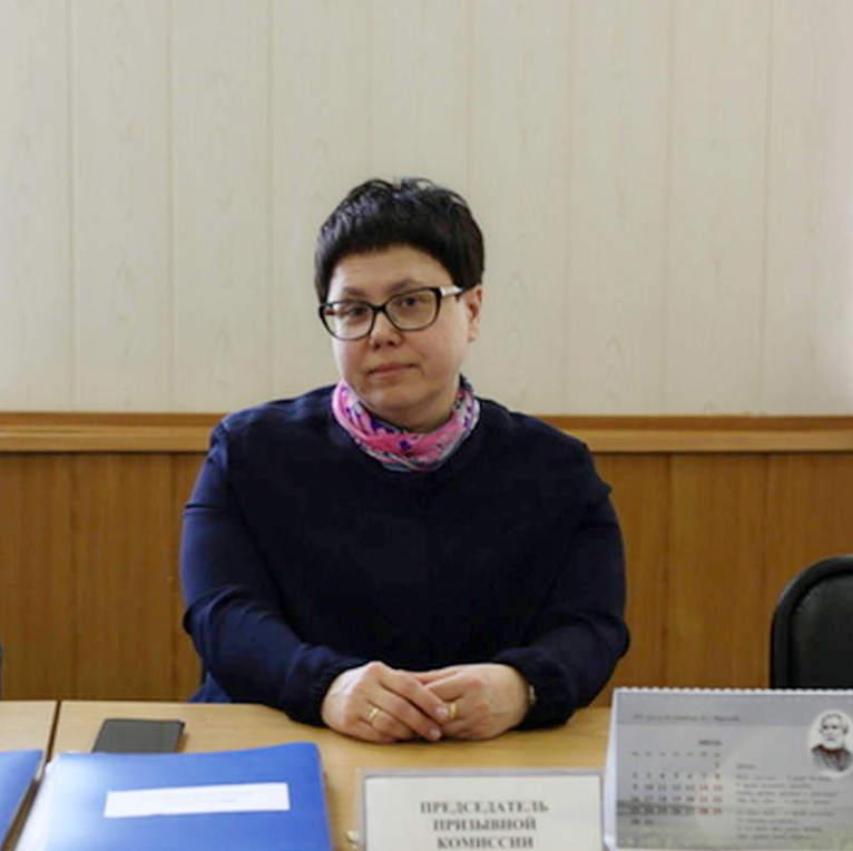 Глава муниципального округа Бирюлево Западное Елена Леликова