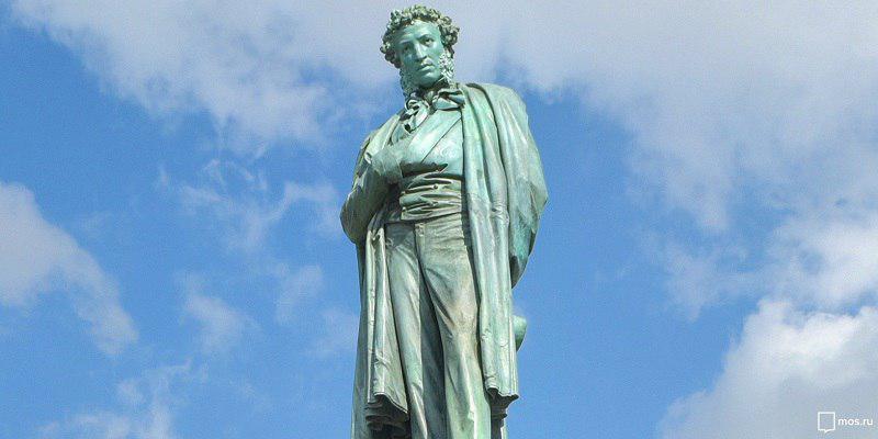памятник пушкину В Москве отреставрировали 1247 памятников архитектуры за 8 лет
